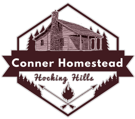 Conner Homestead Lodge in Hocking Hills